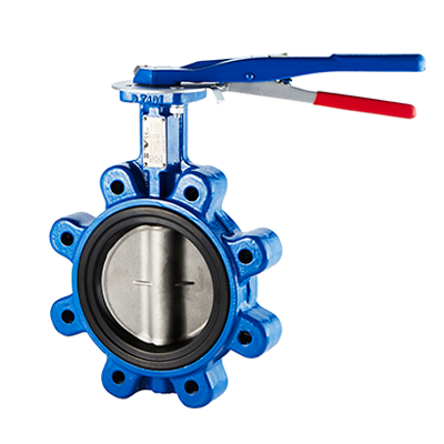 Butterfly valves, Centric