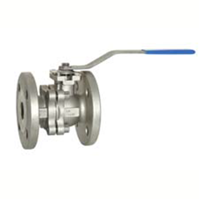 Ball Valves, Flanged